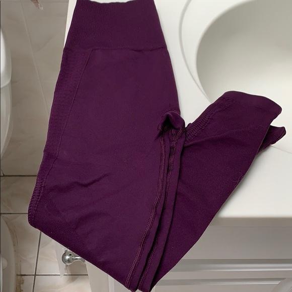 NWOT Rare Lululemon Wunder Under leggings
